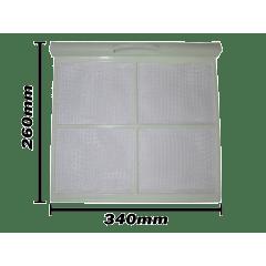 Filtro Ar Condicionado Springer Modernita 18.000 a 80.000 piso teto 34,5 x 25,5