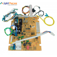 Placa Eletronica da Condensadora Midea Carrier SA-KF70W/BP 830406004