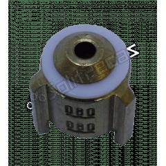"Piston EA52PJ080 Orificio 0,080"" Midea Carrier Piso Teto 36.000 a 60.000 Btus 77128717"