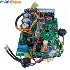 Placa da Condensadora Midea Carrier Inverter  22.000 Btus 201338090040