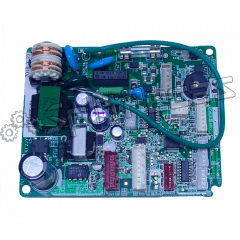 Placa Da Evaporadora Fujitsu Inverter 9.000 Btus 9709427361