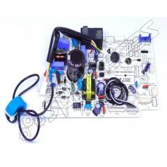 Placa da Evaporadora 18.000 LG EBR78350601 EBR78364419