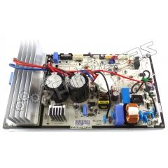 Placa Principal da Condensadora LG Inverter ASUW092HDW0  EBR73097808 EBR64204602