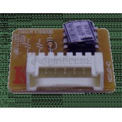 Sub Placa Eletrônica do Ar Condicionado LG 24.000 Btus EBR76464008