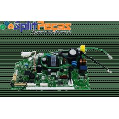 Placa Eletrônica da Evaporadora Fujitsu 30.000 Btus 9708065137
