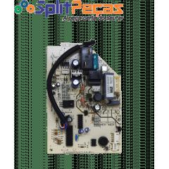Placa Eletrônica da Evaporadora Midea 9.000 Btus  2013323A1127
