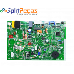Placa Evaporadora Split Springer Midea 22.000 Btus 17122000026052